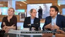"""ZAPPING TV  : Echange très tendu entre Jeanne Mas et Patrick Cohen hier soir dans """"C à vous"""""""