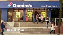 Domino's Pizza - Seda Sayan ve Oğlu Oğulcan Engin Gel-Al Reklamı