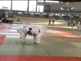 Championnat Judo France 2D -60kg Final Palhec-Rouibet