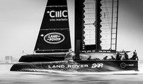 Land Rover Bar: ¿el barco más rápido de la Copa América?