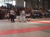 Championnat Judo France 2D -73kg Final Euranie-Capel