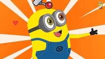 2016 Minions Banana Kit Funny Cartoon | Minions Mini Movies Funny