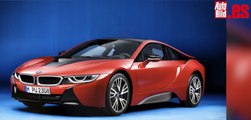 BMW i8 Protonic Red Edition: híbrido, deportivo y pasional