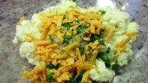 How to Make Mashed Potato Pie ~ Leftover Mashed Potatoes