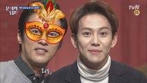 ′뇌요미′ 박경 닮은꼴, 새해 첫 게스트는 누구?!