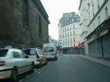 Paris 9eme Rue Laffitte et rue Flechier