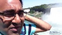 This Video Of An Indian Tourist Describing Niagara Falls Is Going Viral And It's Pure Epic