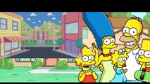 THE SIMPSONS - Pixel Couch Gag from -My Fare Lady- - ANIMATION