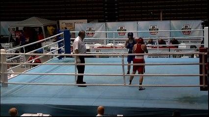Highlight : Mona MESTIAEN (FRA) vs Tatiana ZRAZHEVSKAIA (RUS) - 54 kg - STRANDJA CUP (1/4 de finale)