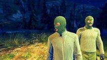 GTA V: Super Saiyans Unleashed - Episode 3 (Grand Theft Auto 5 Heists + DLC Gameplay)