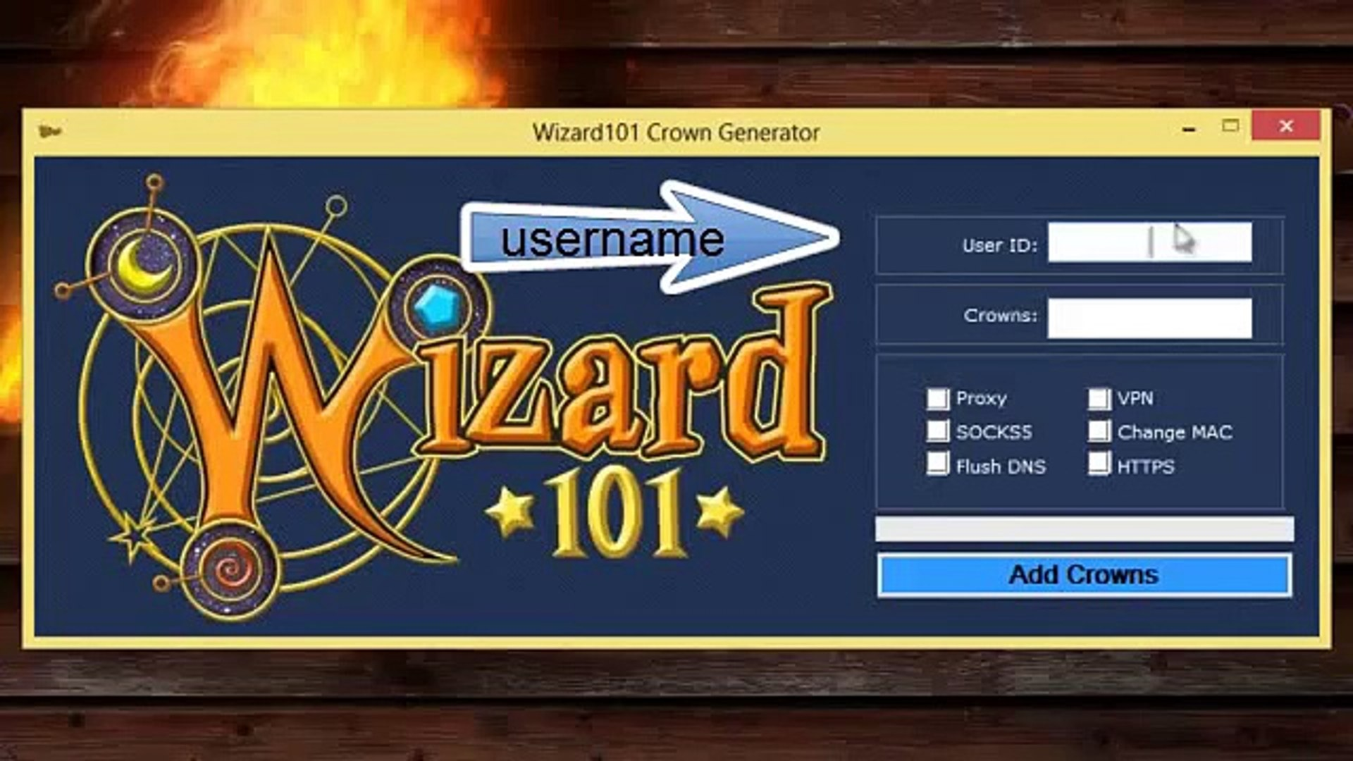 Wizard 101 Crown Generator 2016 For Free Crowns