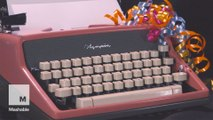 #TBT: 1963 throwback tech typewriter is your bittersweet nightmare