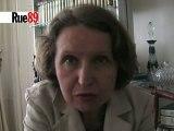 Catherine Dewenden parle de l'aide au retour 2