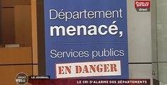 Sénat 360 : La guerre des Gauches / Le cri d'alarme des départements / Ces agriculteurs victimes des pesticides (25/02/2016)