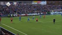 Incroyable reprise de volée en Ecosse ( incredible Volley Goal of Rangers Player)