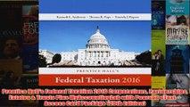 Download PDF  Prentice Halls Federal Taxation 2016 Corporations Partnerships Estates  Trusts Plus FULL FREE