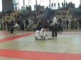 Championnat Judo France 2D -66kg Place 3 Ghembaza-Czukiewycz