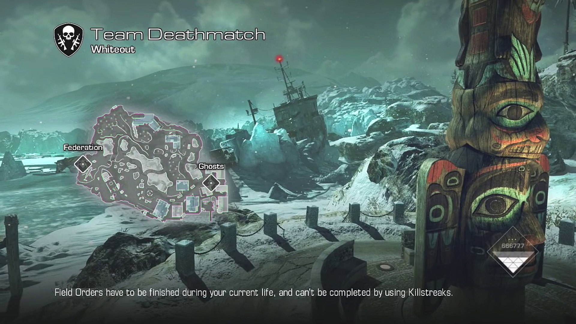 Hiding Spots Glitches On Whiteout Call Of Duty Ghosts Video