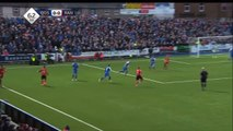 Incroyable reprise de volée en Ecosse ( incredible Volley Goal of Rangers Playe