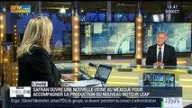 """Safran: """"2015 a été une excellente année au niveau financier"""", Philippe Petitcolin - 25/02"""