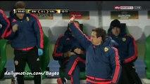 0-1 Rodrigo SUPER Rapid Vienna 0-1 Valencia - 25-02-2016
