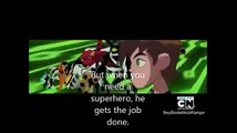 Ben 10 Omniverse Theme Song with lyrics - video dailymotion