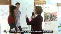Le 18h de Télénantes : designers & ingénieurs