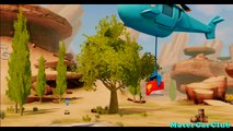 Disney Infinity Gameplay - How to get Turbo Cars PlaySet (Wii,PS3,Xbox360,Wii U)