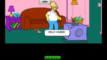 Homer Simpson Saw Game: The Simpsons Games - Homer Simpson Saw Game