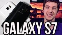 Samsung Galaxy S7 - Toutes les nouveautés