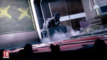 Tom Clancys Rainbow Six Siege - Operation Black Ice Trailer