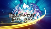 The Final Fantasy Legacy Final Fantasy Explorers
