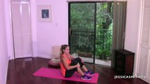 Ab Workout, Flat Abs Fast, Burn Belly Fat_ Free Full Length 6-Minute Abs Workout!