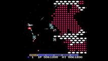 Gradius (Nintendo NES) - Gameplay