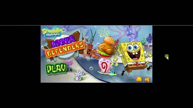 Spongebob Squarepants Movie Game for Kids - Spongebob Squarepants and Patrick Star