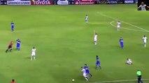 Copa Libertadores 2016: Dep.Cali - Boca Juniors (25.02.2016).La patada de Tevez por detrás