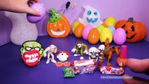 25 Surprise Eggs 25 Spooky Surprise Eggs with Candy, Scooby Doo, and Surprise Eggs YouTube Surprise