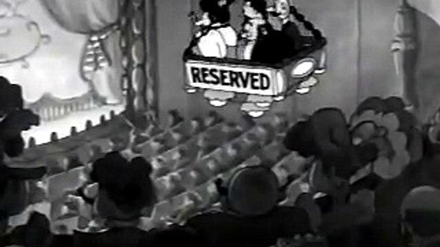 Betty Boop # 40 No! No! A Thousand Times No!! (1935) Cartoon