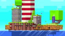 Fez Video Game, Motion Screenshot 2 Islands HD - Video Clip - Game Trailer - Game Video - Gameplay