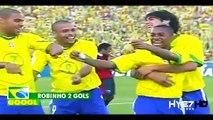 Brazil 2006 - Super Stars ✬ Ronaldinho ✬ Ronaldo ✬ Kaka ✬ Adriano ✬ Robinho ✬ Juninho ✬