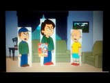 GoAnimate - YankieDude Gets The Woody Woodpecker & Friends DVD / Caillou Gets Extremely Grounded *
