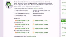 QT C++ GUI Tutorial 1- Installing Qt SDK - video dailymotion
