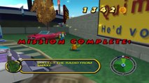 The Simpsons Hit and Run - Level 2 SPEED RUN (Any%) in 15:24