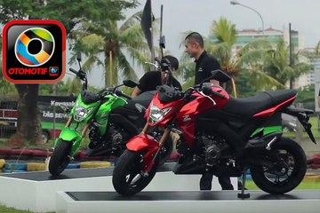 Kawasaki Z125 2016 - Review - Kecil Bertenaga