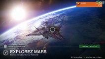 Destiny Localisation Des Spectres [Mars] | Succès/Trophée Chasseur de spectres