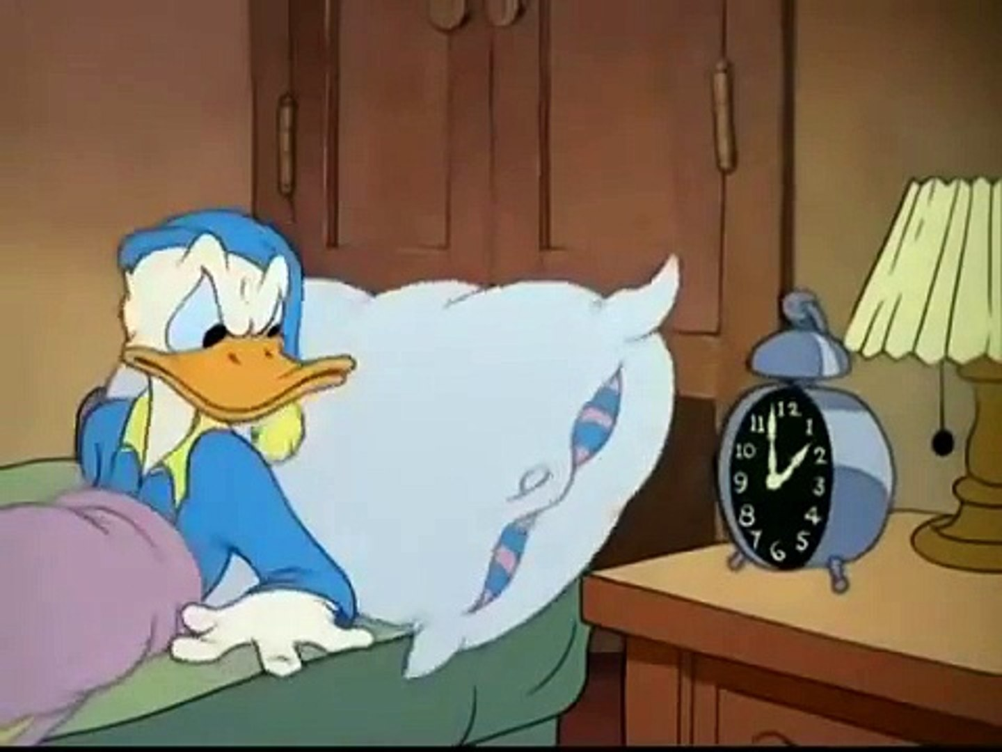 Early To Bed A Donald Duck Cartoon Have A Laugh