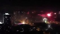 Amazing 2016 BEIJING CHINA NEW YEAR 2016 Celebration HAPPY NEW YEAR EVE FIREWORKS