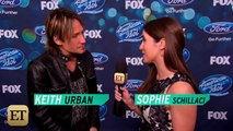 EXCLUSIVE: Keith Urban Explains His Emotional Reaction to Kelly Clarksons American Idol Perfo