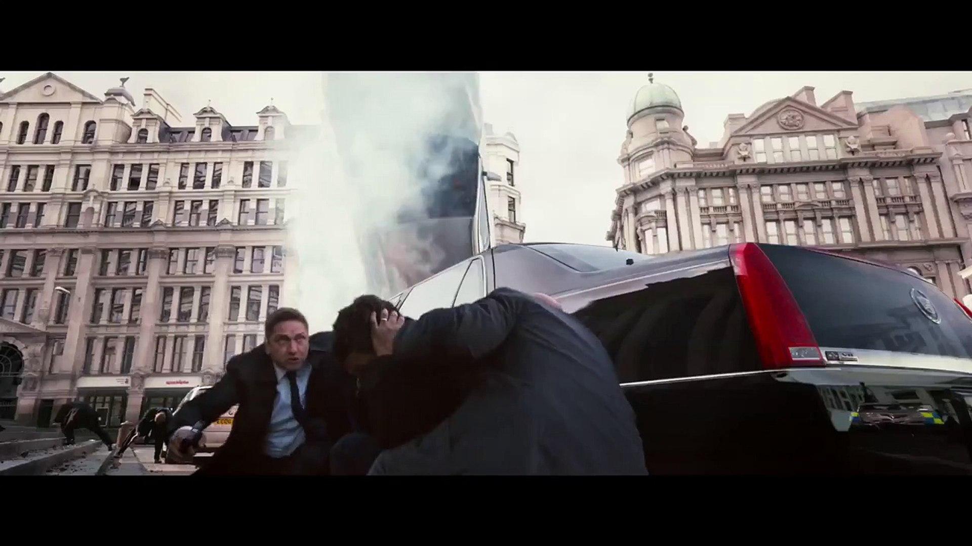 London Has Fallen TV SPOT - Unleash Hell (2016) - Gerard Butler, Morgan Freeman