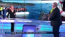 """Migrants : Frans Timmermans appelle à """"aligner les politiques d'asile de tous les États membres"""" de l'UE"""